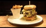 Sultingas veganiškas burgeris