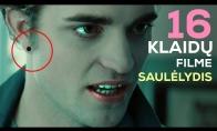 Kinofeilai: 16 klaidų filme SAULĖLYDIS