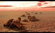 Kokios buvo pirmosios minutės po dinozaurų išnykimo?