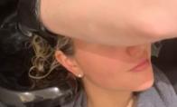 Galvos masažas - geriausia dalis kirpykloje