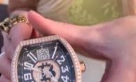 Pirmasis pasaulyje Bitcoin laikrodis