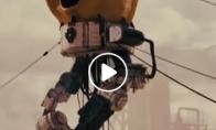 Keisčiausios robotų animacijos