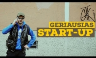 GERIAUSIAS START-UP