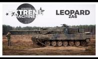 Vanagas pasakoja apie tanką Leopard 2A6