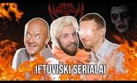 Klajūmas apie lietuviškus serialus