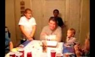 Nesekmingas gimtadienis