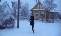 Siaubo filmų parodija lietuviškai
